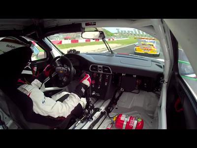Un tour du Nürburgring en Porsche Carrera Cup