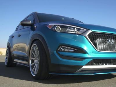 Hyundai Tucson Sport Concept