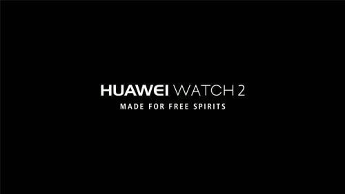 Huawei Watch 2 : vidéo officielle de présentation