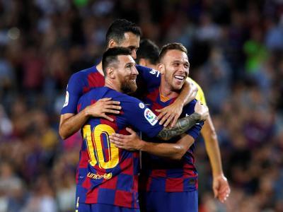 Barca - Villarreal : le résumé et les buts du match
