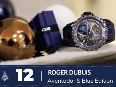 #11 Roger Dubuis Aventador S Blue Edition