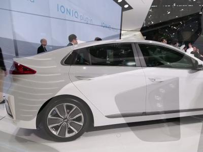 Genève 2016 : Hyundai Ioniq