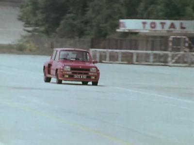 Excès de vitesse n°15 R5 Turbo