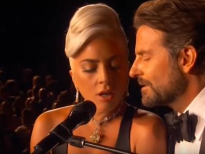 Lady Gaga & Bradley Cooper chantent Shallow aux Oscars