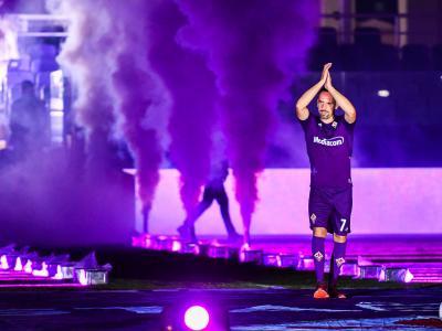 Fiorentina : la présentation de Franck Ribéry aux supporters