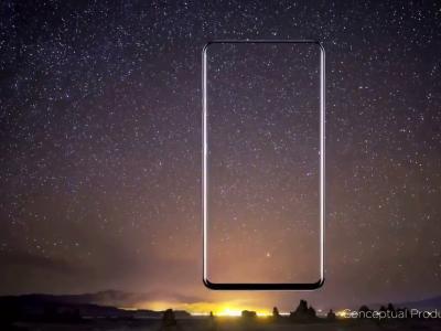 Xiaomi Mi Mix 2 : le design du smartphone signé Philippe Starck