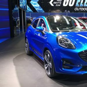Ford Puma : l'hybride en vidéo au Salon de Francfort