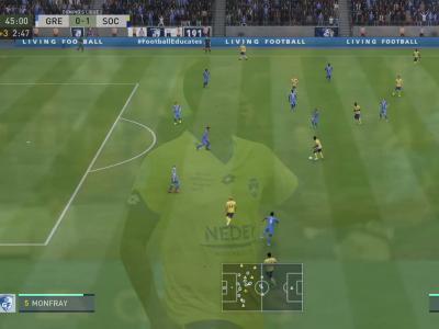 Grenoble Foot 38 - FC Sochaux sur FIFA 20 : résumé et buts (L2 - 36e journée)