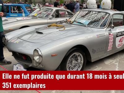 Tour Auto 2020 : focus sur la Ferrari 250 GT Lusso