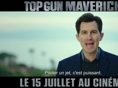 Top Gun : Maverick - le making-of (VOST)
