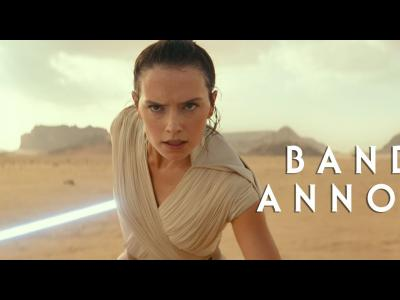 Star Wars : The Rise of Skywalker - 1ère bande-annonce pour l'épisode IX