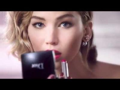 Dior Addict avec Jennifer Lawrence