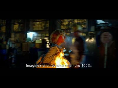 Scarlett Johansson dans le prochain Besson, la bande annonce