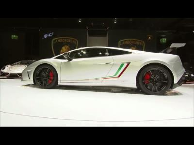 Francfort 2013 - Lamborghini Gallardo LP570-4