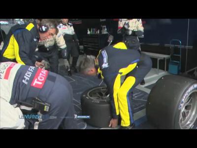 24H du Mans 2011 - La Course