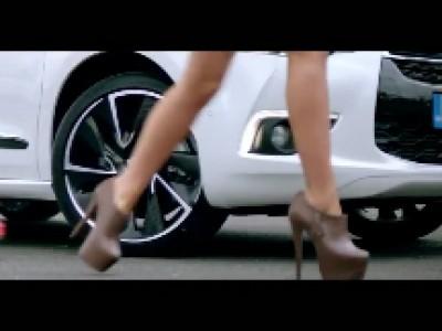 La Citroën DS4 se la joue Girls band
