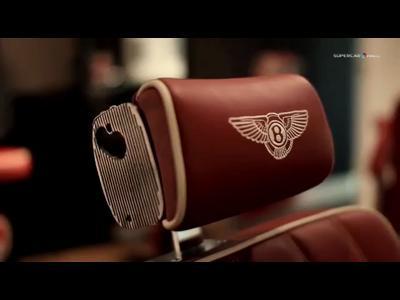 Des fauteuils Bentley pour un barbier de luxe