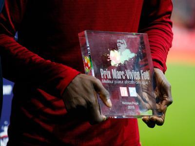 Ligue 1 : classement final du prix Marc-Vivien Foé