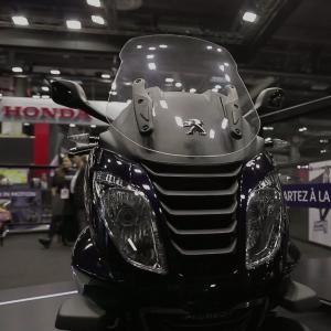 Clip Peugeot Metropolis 400i