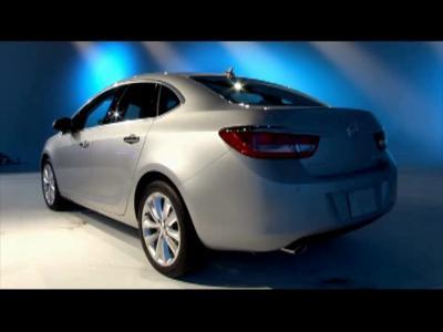Détroit 2011 : Buick Verano