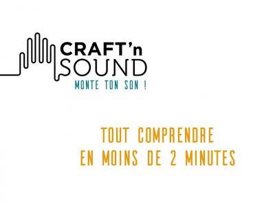 Craft'n Sound : une enceinte Made in France à monter soi-même