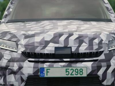 Le Skoda Kodiaq fait ses débuts en vidéo