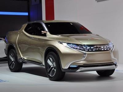 Genève 2013 : Mitsubishi GR-HEV