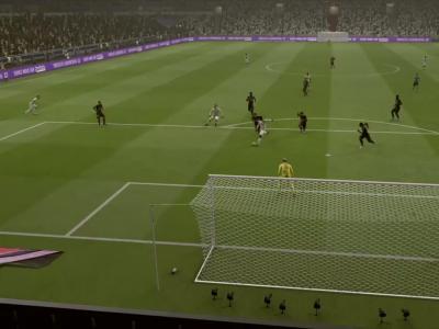 OL - Nîmes Olympique sur FIFA 20 : résumé et buts (L1 - 31e journée)