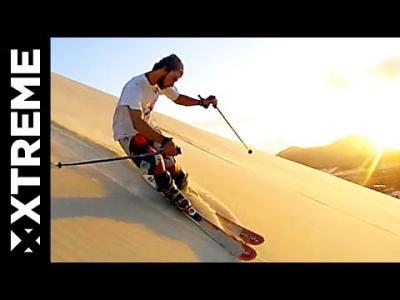 Real SandSki & Sandboarding 2015