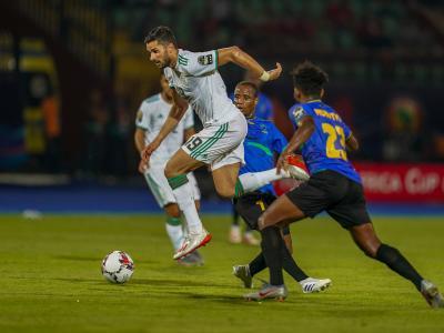 CAN 2019 : L'Algérie s'impose face à la Tanzanie et effectue un sans faute