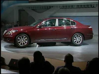 Reportage Hyundai Genesis