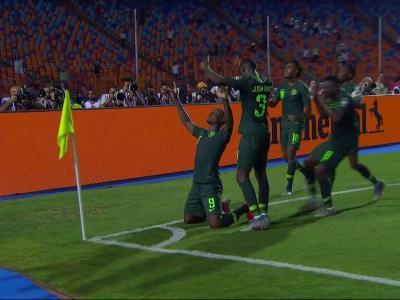 CAN 2019 / Algérie - Nigeria : l'égalisation sur penalty d'Ighalo en vidéo