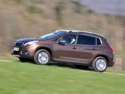 Essai Peugeot 2008 1.6 HDI et 1.2 VTi 82 ch