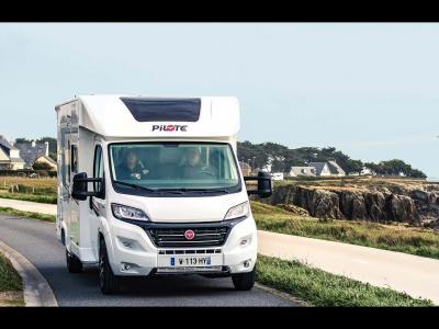 Pilote P626D Essentiel : le camping-car en vidéo