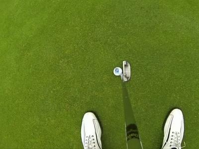 Coach golf #9 - Le putt long
