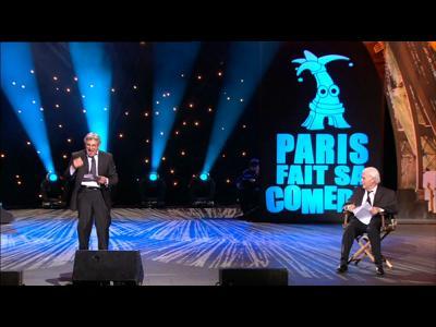 Michel Boujenah Fait Sa Comedie Extrait Guy Bedos