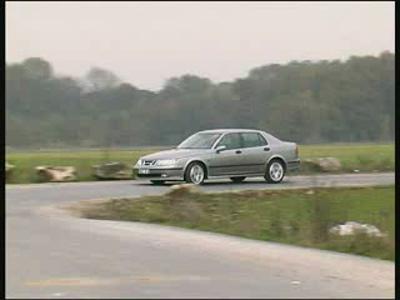 Essai Saab 9-5 V6 3 litres TID