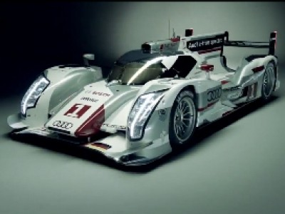 Audi R18 e-tron est prête pour Le Mans