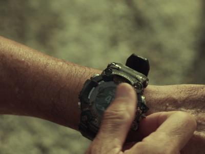 G-Shock MASTER OF G RANGEMAN GPS NAVIGATION
