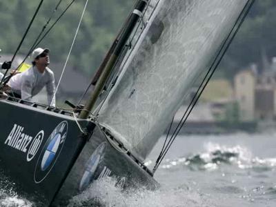 BMW partenaire de grandes compétitions sportives