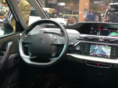 Salon de Genève 2019 : le Citroën SpaceTourer Origins en vidéo