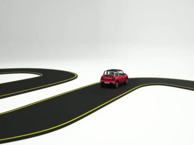 Citroën e-Méhari: la Bolloré BlueSummer aux chevrons