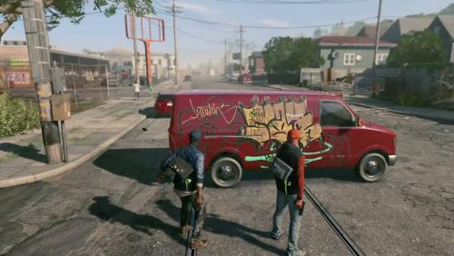 Watch Dogs 2 : le trailer de la Gamescom 2016
