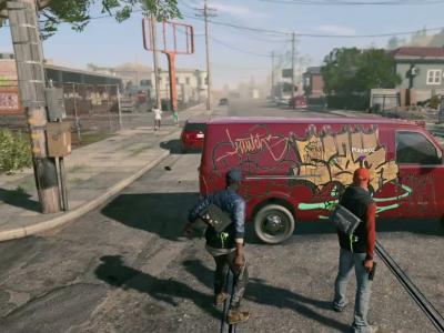Watch Dogs 2 : le trailer de la Gamescom 2016