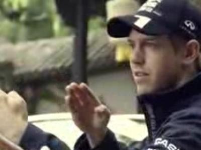 Sebastian Vettel fait ses débuts dans le cinéma