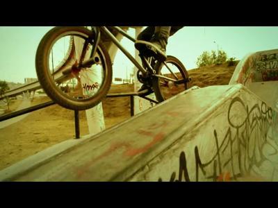 Le BMX investit la ville