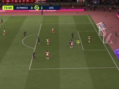 AS Monaco - Lille : notre simulation FIFA 21 (29ème journée de Ligue 1)