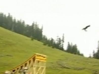 Megawoosh : le saut impossible