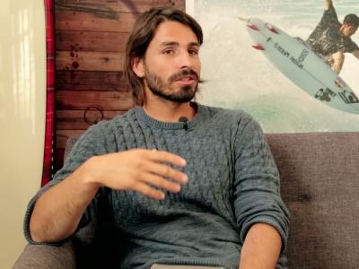 Damien Castera à l'assaut de l'Alaska