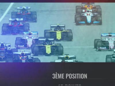 Formule 1 : les résultats de Valtteri Bottas lors de la saison 2019